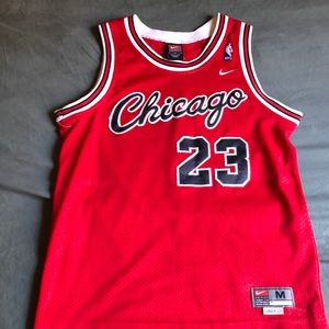 Chicago bulls Michael Jordan basketball jersey